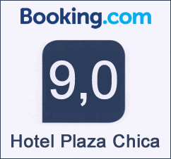 Hotel Plaza Chica - Booking